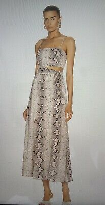AU199 • Buy Zimmermann Bellitude Scarf Tie Dress - Size 0