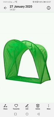 Ikea Single Bed Tent/Canopy Green  • 7£