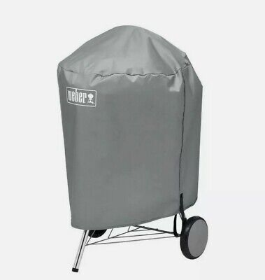 $ CDN20.15 • Buy Weber Charcoal Kettle Grill Cover All Weather Fabric Storage Outdoor - 22 Inch