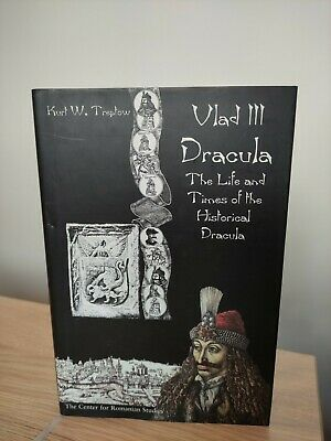 Vlad III Dracula: The Life And Times Of The Historical Dracula Impaler Rare Book • 0.01£
