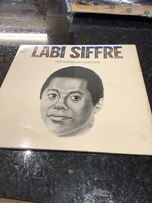 Labi Siffre The Singer And The Song 12  Vinyl Gatefold LP Album 1st Press 1971 • 0.99£