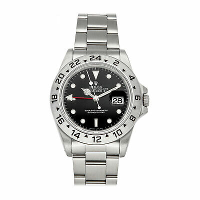$ CDN9280.12 • Buy Rolex Explorer II Auto 40mm Steel Mens Oyster Bracelet Watch Date GMT 16570