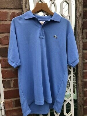 Mens Lacoste Cornflower Blue Polo Shirt  Size 5 Large • 20£