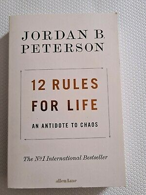 AU17 • Buy 12 Rules For Life An Antidote To Chaos Jordan B Peterson