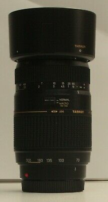 AU140 • Buy Tamron AF 70-300mm F/4-5.6 Di LD MACRO 1:2 Sony A Mount Lens