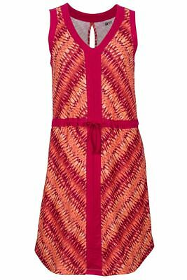 AU12.90 • Buy Marmot Women's Pink Orange Remy Sleeveless Performance Jersey Dress Size Medium