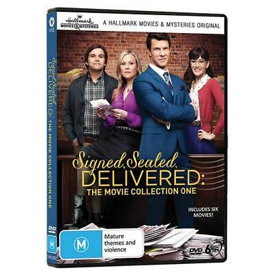 AU69.95 • Buy NEW Signed, Sealed, Delivered - Movie Collection One DVD