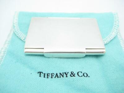£163.61 • Buy Tiffany & Co. Sterling Silver Stamp Box Case - Pouch