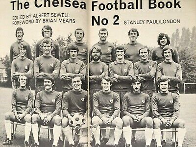 £6.99 • Buy Chelsea Football Book Number 2 By Albert Sewell ~ Chelsea Cup Winners' Cup (2)