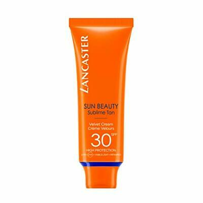 Lancaster Sun Beauty Velvet Touch Face Cream SPF30, 50 Ml • 21.99£