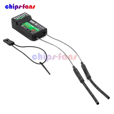 £9.64 • Buy 2.4G Flysky FS-iA6B 6CH Channel Remote Control Receiver 140 Band For GT2E RC285