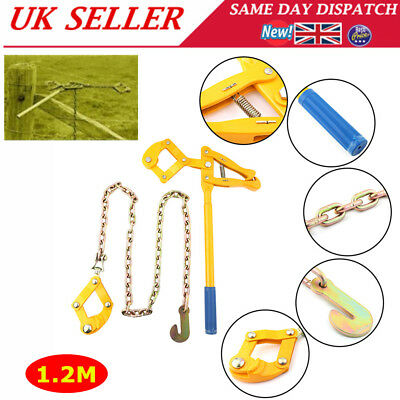 £47.82 • Buy Double Swivel Chain Strainer Plain Barb Electric Fence Energizer Repair Tool