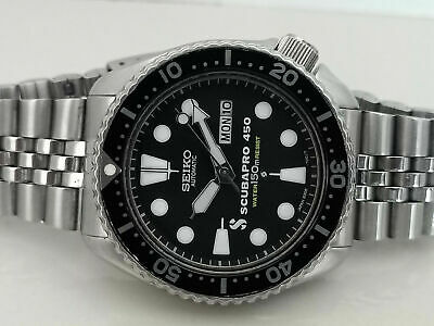$ CDN45.86 • Buy Vintage Seiko Diver 6309-729a Scubapro Mod Automatic Mens Watch 7n4807