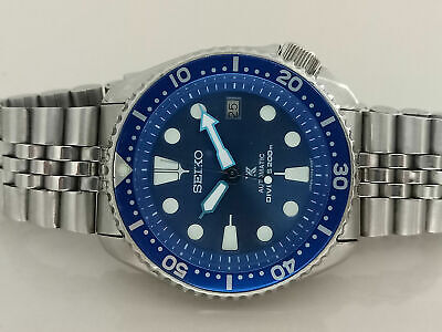 $ CDN5.64 • Buy Vintage Blue Prospex Modded Seiko Diver 7002-7000 Automatic Men's Watch 401226