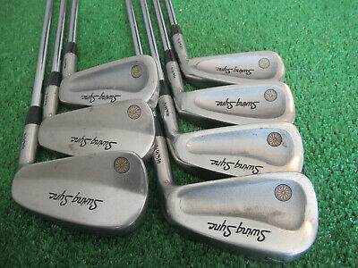 AU129.15 • Buy Swing Sync Sfs2 Single Length Iron Set 4-pw Golf Clubs Stiff Steel Rh 36.5