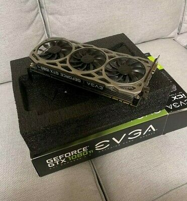 $ CDN897.49 • Buy EVGA GeForce GTX 1080 Ti FTW3 GAMING 11GB Graphics Card Lightly Used, In Box.