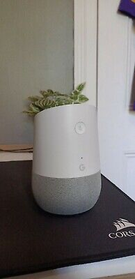 AU140 • Buy Google Home Smart Assistant - White Slate