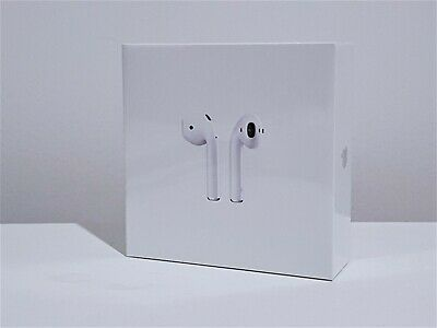 AU198 • Buy *BRAND NEW* Apple AirPods 2nd Generation Wireless Headphones With Case &WARRANTY
