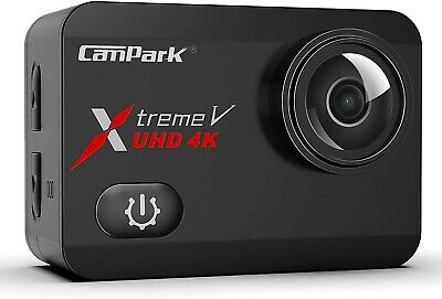 Campark X30 4K Action Camera 20MP EIS Anti-Shake Touch Screen Underwater 40M  • 69.99£