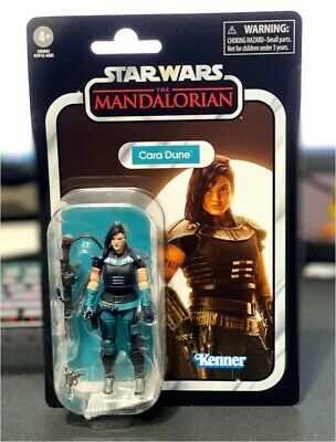 $ CDN75.67 • Buy Star Wars Cara Dune Vintage Collection VC164 The Mandalorian 3.75 TVC