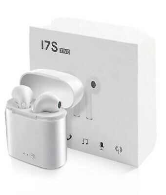 TWS Apple / Android Bluetooth Earphones Ear Pods Buds UK  Free Rapid Delivery • 12.50£