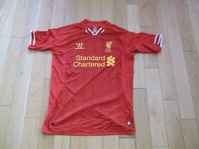 £19.99 • Buy Warrior Liverpool Home Men's Jersey Size M, Color Red, 2013-14