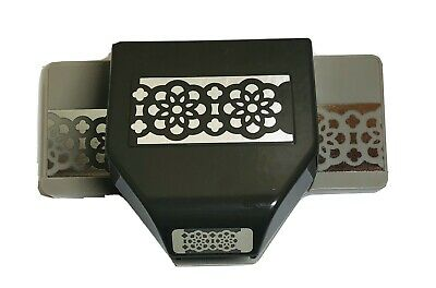 """Stampin' UP! """"Lace Ribbon Border Punch""""  Retired Pre Owned • 5.31£"""