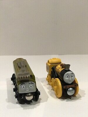 Thomas & Friends Wooden Diesel 10 And Stephen • 13£