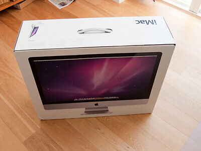 IMac 21.5 Quad Core I5  2.7GHz 8GB 1TB HDD Wireless Working 2 Months Warranty! • 319.99£