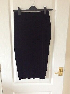Black Maternity Skirt And Trousers Bundle Size 14 ASOS • 1£