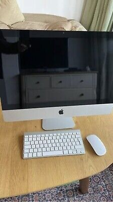 IMac 21.5- Inch, Mid 2011 Processor 2.5 GHz Intel Core I5 4GB 500MB • 245£