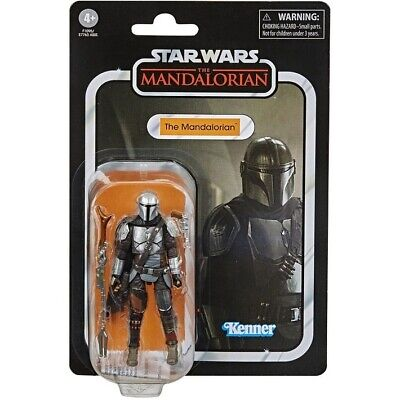 $ CDN44 • Buy Star Wars The Vintage Collection The Mandalorian Beskar Action Figure NEW/SEALED