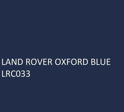 £16.45 • Buy LAND ROVER OXFORD BLUE Agricultural Machinery Equipment Enamel Gloss Paint