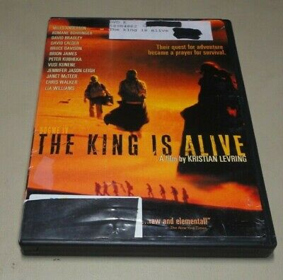The King Is Alive (DVD, 2002, Standard) Jennifer Jason Leigh - King Lear Drama • 5.25£