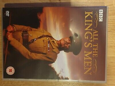 All The King's Men (DVD, 2005), War Film, David Jason • 1.90£