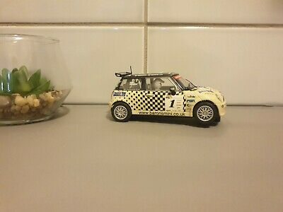 ⭐Scalextric Digital Mini Cooper S/X-Nrgdrink No1 C2564D With Working Lights ⭐ • 37.50£