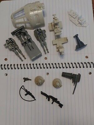 $ CDN44.30 • Buy Vintage Star Wars Vehicles Parts And Accessories Weapons Collection Lot