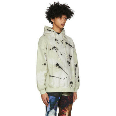 $ CDN196.03 • Buy New OTTOLINGER Ink-Print Over-sized HOODIE Sweatshirt Size Small -Fits Up To M