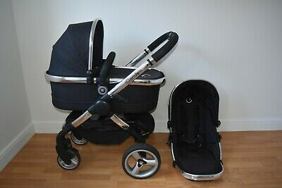 Travel System 2 In1  ICandy Peach 2 In Black Magic  • 170£