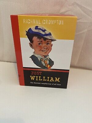 Just William Boxset By Richmal Crompton  • 12.99£