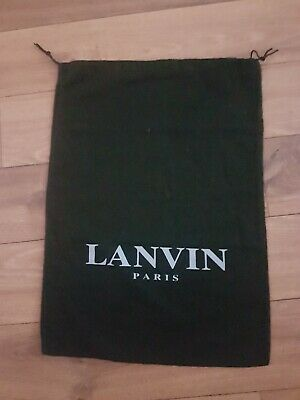 Lanvin Dust Bag Sleeper Bag Storage Shoes Bag Drawstring • 2.99£