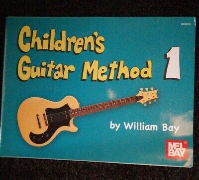 Mel Bay Children's Guitar Method, Vol. 1 • 1.90£