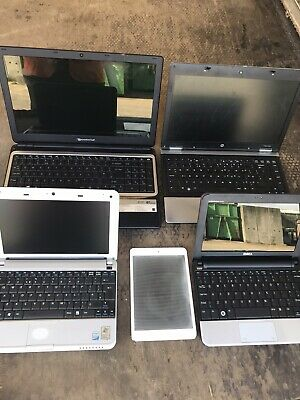$ CDN146.15 • Buy Job Lot Of Laptops Apple HP Dell Spares Or Repair