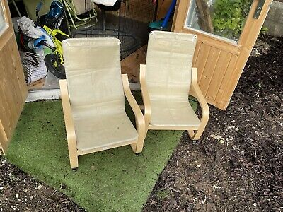 Ikea Childrens Chair X2 • 0.01£