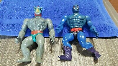 $5 • Buy Vintage Masters Of The Universe Action Figure Lot Stratos Webstor