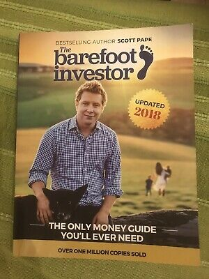 AU14.43 • Buy The Barefoot Investor The Only Money Guide Youll Ever Need