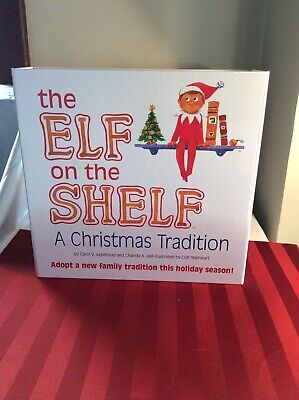 AU12.40 • Buy The Elf On The Shelf - A Christmas Tradition With Book