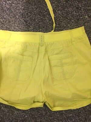 Ladies Shorts Size 16 • 3.50£