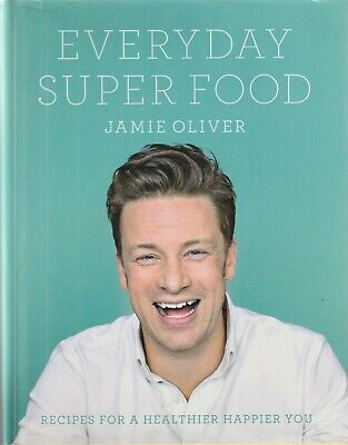 AU25 • Buy  Everyday Superfood Cookbook By Jamie Oliver Hardcover New