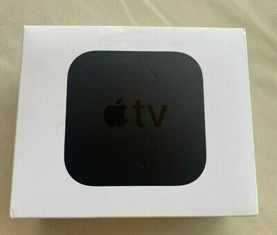 AU173.09 • Buy Apple TV 32GB 4K HD Media Streamer - Black (MQD22LL/A)  A1842